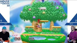 House of Smash 68 - Pact vs JiiChan - Losers Round 1 - Smash 64