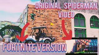 Sunflower (Spider-Man) Fortnite Edition