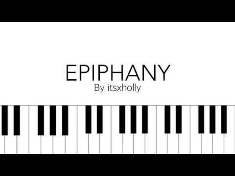 Epiphany bts ukulele chords