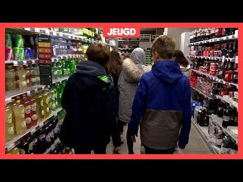 'Kinderen eten vaak ongezond in de lunchpauze'