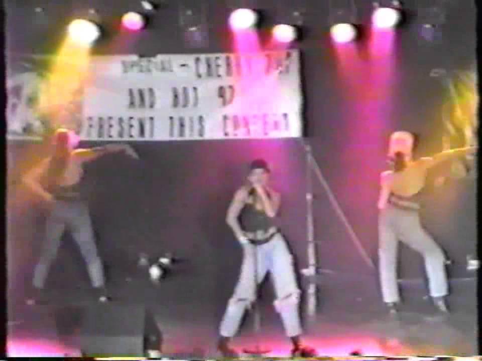 raiana paige - rescue me  live roseland nyc 1991