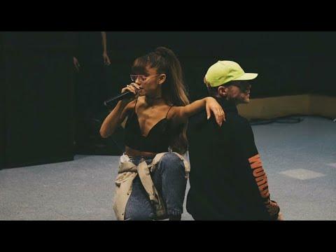 Ariana Grande - Rehearsals (Dangerous Woman Diaries)