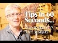 Tips in 60 seconds... How to get into set design