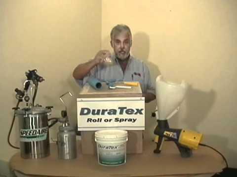 Duratex Application Methods Youtube