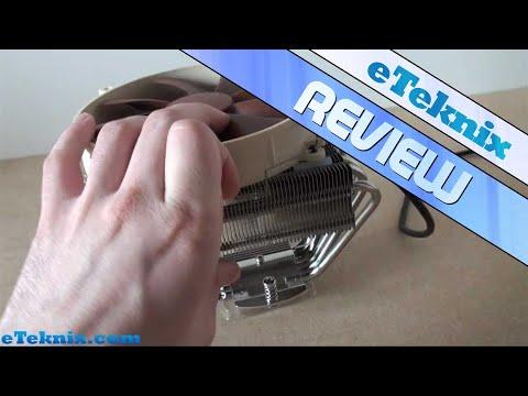Video Review: Noctua NH-C14 CPU Cooler