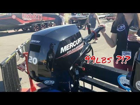 Mercury 20hp 2019 1st Look | Fallon Marine | Lake Havasu Boat Show