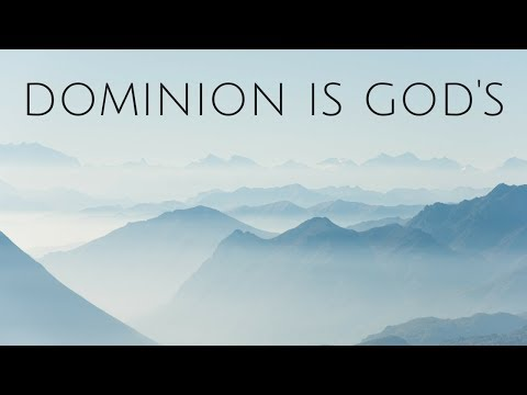 Prayer for protection from natural disasters - Dominion is God's