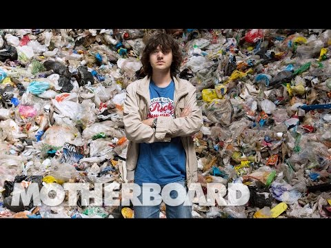 The 20-Year-Old With a Plan to Rid the Sea of Plastic