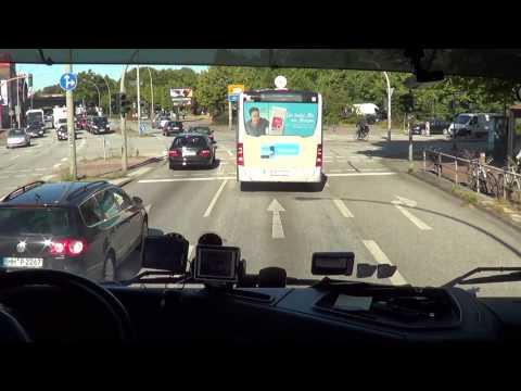 Truck'n'movies #55 - Przejazd przez Hamburg