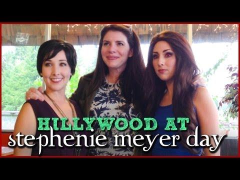 STEPHENIE MEYER DAY 2013!