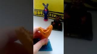 Бенди мозазавртой бонни нечто из пластилина