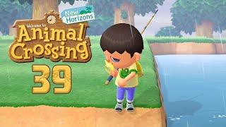 ANIMAL CROSSING: NEW HORIZONS 🐶 #39 • ... HAIE?! • LET'S PLAY ANIMAL CROSSING