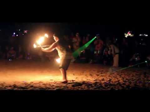Nelson Ledges FIRE DANCE Fest 2014 HD