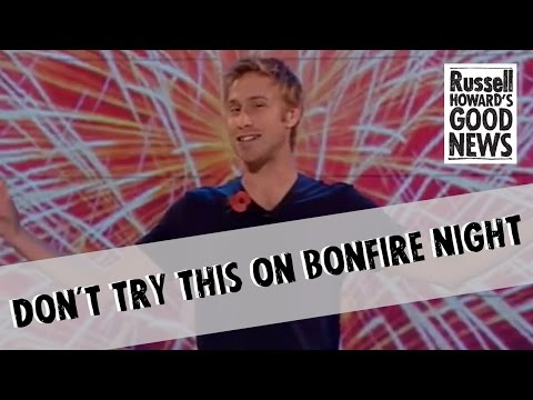 Don't try this on Bonfire Night