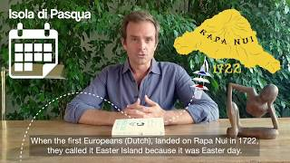 Rapa Nui: a scuola di climate change