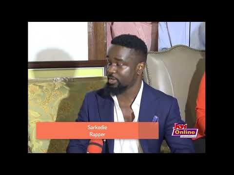 Take your destiny into your own hands - Sarkodie urges youth