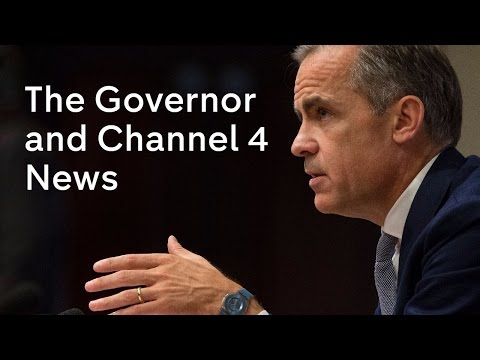 Interest rate rise: Mark Carney speaks to Channel 4 News