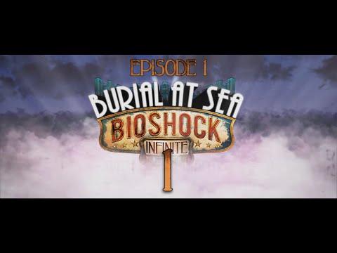 Bioshock Infinite: Burial At Sea Ep 1 - EP01 - Noir Decopunk
