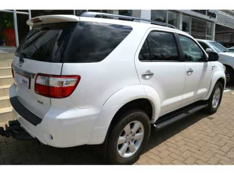 2010 TOYOTA FORTUNER 3 0 D4D 4X4 MANUAL Auto For Sale On Auto Trader South  Africa