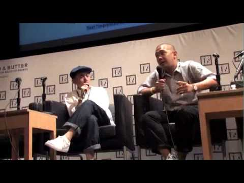 Imprint Culture Lab 2008: Hiroshi Fujiwara x jeffstaple 1-on-1 Discussion