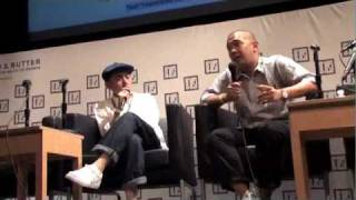 Imprint Culture Lab 2008: Hiroshi Fujiwara x jeffstaple 1-on-1 Discussion