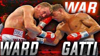 Micky Ward vs Arturo Gatti Fight | Savage 9th round