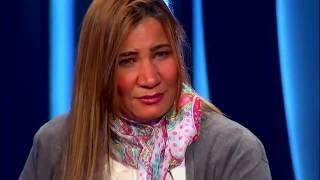امرأة جميلة بسبب الشك طردت سيدة تعمل لديها ثم اكتشفت شئ لا يصدق  فى برنامج  المسامح كريم