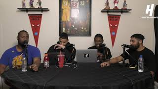 Breaking Down The NBA Playoff Race | Through The Wire Podcast