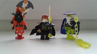 Лего ниндзяго путешествие во времени 4 сезон 1 серия