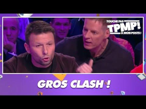 Le gros clash entre Matthieu Delormeau et Raymond concernant les grèves