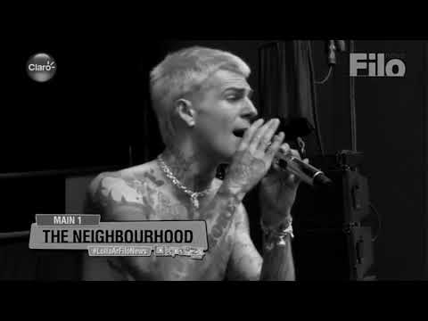 The Neighbourhood - Stuck With Me live at Lollapalooza Argentina 2018