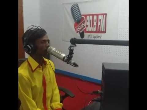 HERO ALOM & FM MAMA Asian Radio FM 90.8