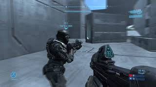 Halo Reach MLG 2V2 (Team tactical) Subway Part 2