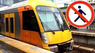Sydney Trains Vlog Dyson Air Blade Danger Moving Trains Unisex Toilets Trainspotting
