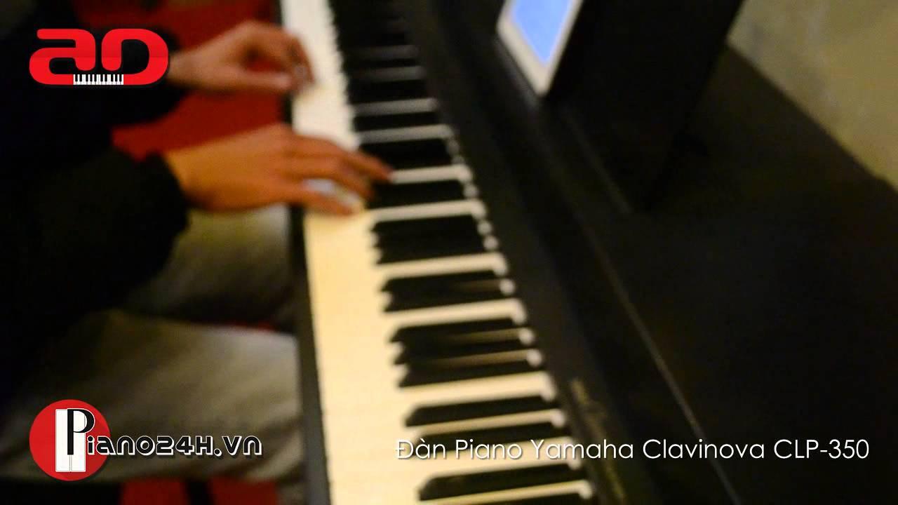 Piano yamaha clavinova clp 350 demo n for Yamaha clavinova clp 350