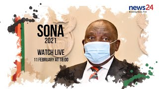 WATCH LIVE   SONA 2021: President Cyril Ramaphosa delivers his address as SA grapples with Covid-19