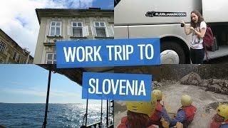 Vlog: A work trip to Slovenia | CharliMarieTV