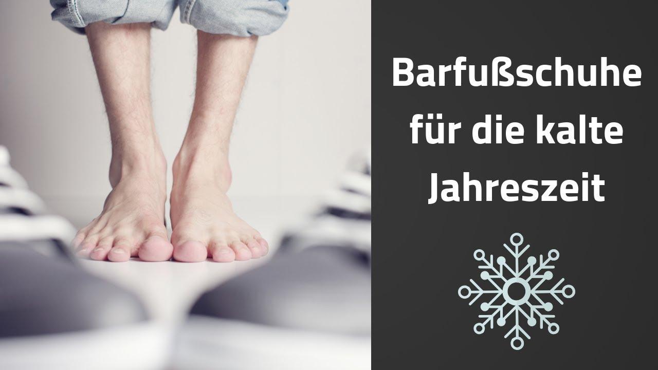 Barfussschuhe im Winter: Wasserdichte Barfussschuhe auch im