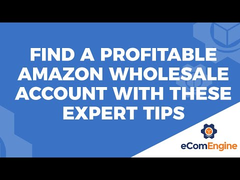 Transitioning to Wholesale on Amazon FBA
