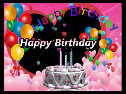 Magical Cake Animated Happy Birthday Song Download