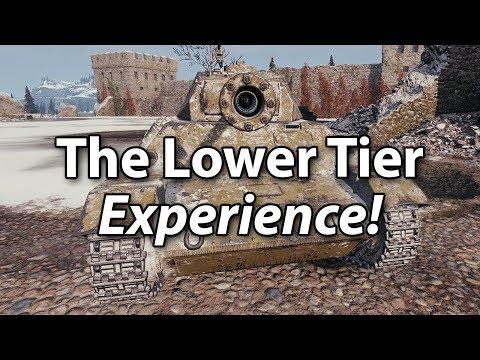 The Lower Tier Experience - P43 ITA Tier 5 !