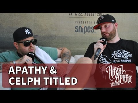 Interview mit Apathy & Celph Titled