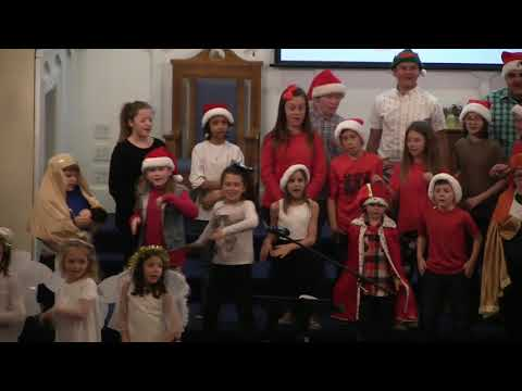 Away In A Manger: Cornerstone Kidz Christmas Program 2017