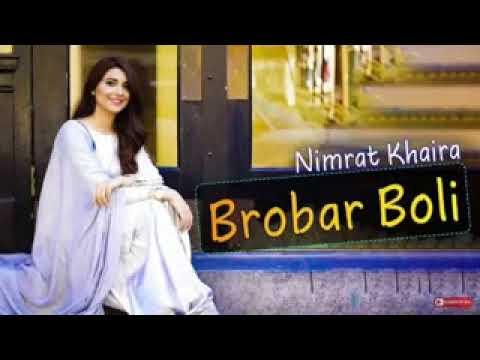 Brobar Boli (Full Audio) Nimrat Khaira | Golden Hill Music | latest punjabi songs 2018