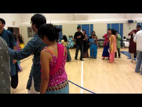 Bollywood eshtyle end - Saratoga Dandia 2011 MVI_1145.MOV