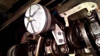 видео Контроль давления масла в системе смазки УАЗ с двигателем УМЗ-417