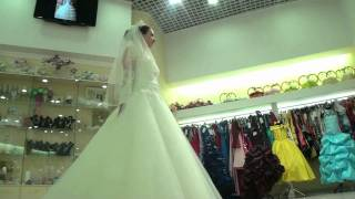 презентация нового свадебного салона Принцесса