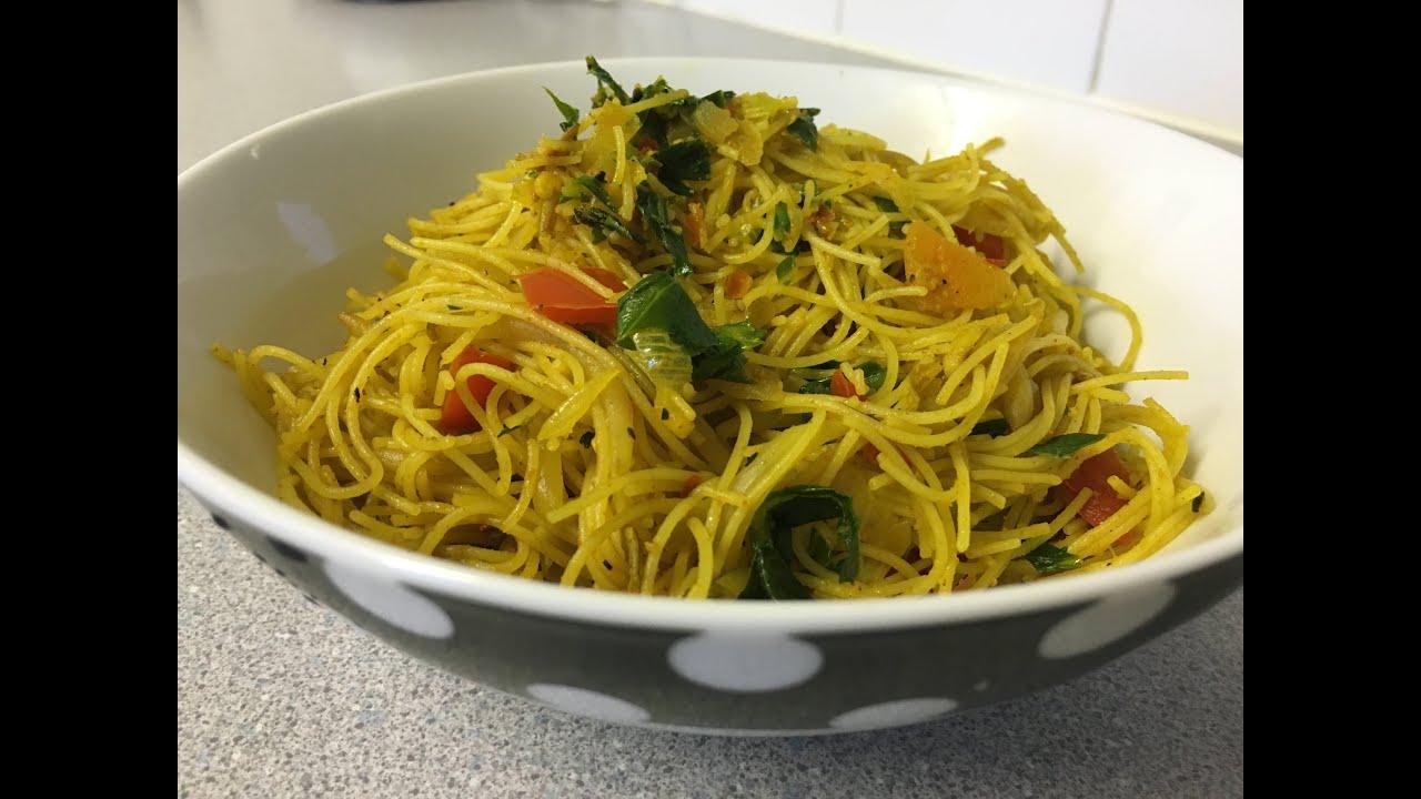 How To Make Singapore Noodles - Vegan Recipe! - YouTube