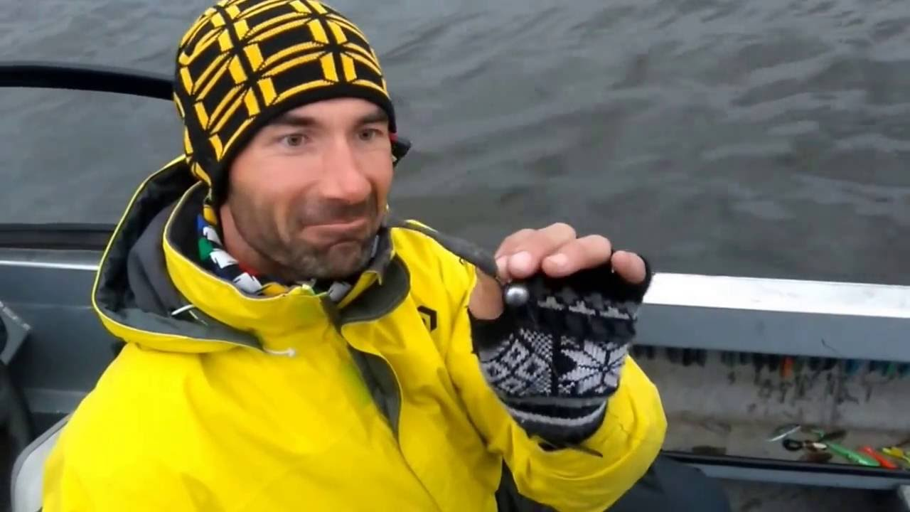 Джиг.Поролонки Окунева.Рыбалка в Нижнем Новгороде