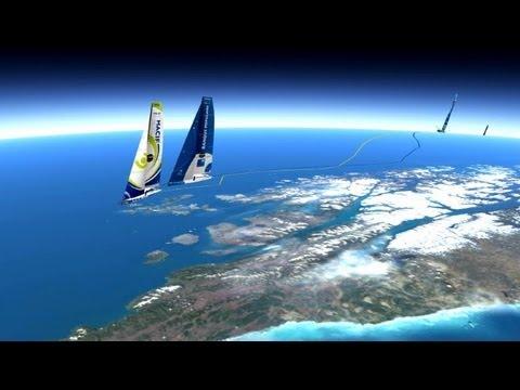 Yachts pass Cape Horn in Vendée Globe race